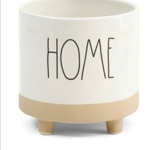 "Rae Dunn ""HOME"" Planter"